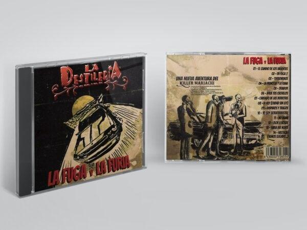 La Destilería - La fuga y la furia